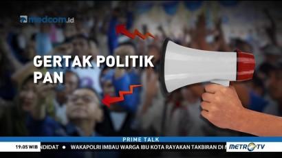 Gertak Politik PAN