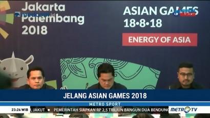 Tiket Asian Games Mulai Dijual 30 Juni