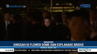 Kim Jong-un Jalan-jalan di Singapura