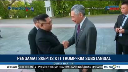 Pengamat Skeptis Pertemuan Trump dan Jong-un Substansial