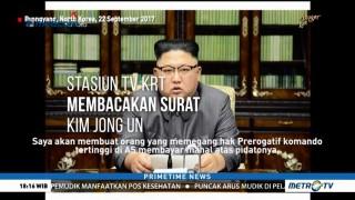 Pasang Surut Hubungan Trump dan Jong-un