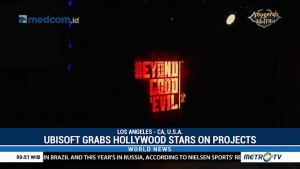 Ubisoft Grabs Hollywood Stars on Projects