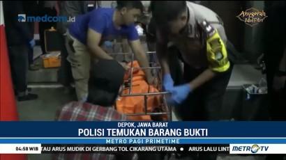 Mayat Laki-laki Ditemukan di Toilet SPBU
