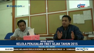 PT Mata Pensil Globalindo Bantah Lakukan Kecurangan Penjualan Tiket