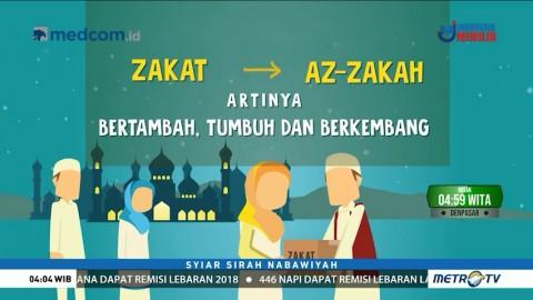 Syiar Sirah Nabawiyah: Makna Zakat (1)
