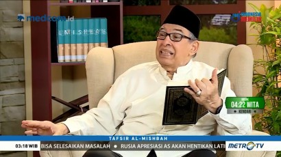 Tafsir Al Mishbah: QS Asy Syura 37-43 (2)