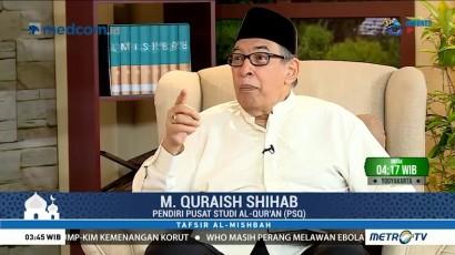 Tafsir Al Mishbah: QS Asy Syura 37-43 (4)