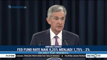 Fed Fund Rate Naik 0,25%