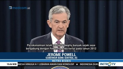 Dampak Penaikan Suku Bunga The Fed