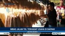Omzet Pedagang di Cikampek Turun Sejak Tol Cipali Beroperasi