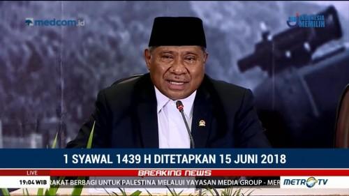 DPR Harap Idul Fitri Jadi Ajang Kasih Sayang dan Persatuan