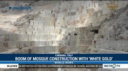 Amid a Boom in Mosque Construction, Builders Turn to Italy's 'White Gold'