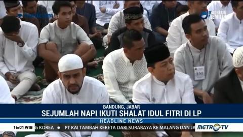 Nazaruddin dapat Remisi Idulfitri