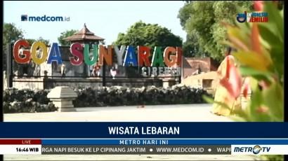Menikmati Libur Lebaran di Taman Sari Gua Sunyaragi