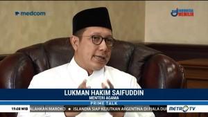 Makna Idulfitri Bagi Lukman Hakim Saifuddin