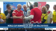 At UN, World Cup Reminder of Role of Sport in Peace