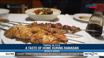 Restaurant Provides a Taste of Home During Ramadan in America