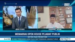 Memaknai <i>Open House</i> Pejabat Publik