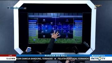 Perkiraan Formasi Argentina vs Islandia