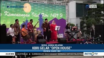 Meriahnya Perayaan Idulfitri WNI di Korea Selatan