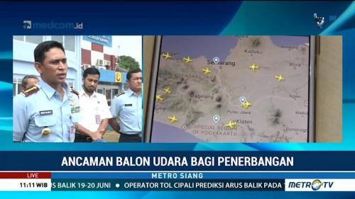 Ancaman Balon Udara Bagi Penerbangan