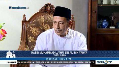 Inspirasi Idulfitri Bersama Habib Luthfi Yahya