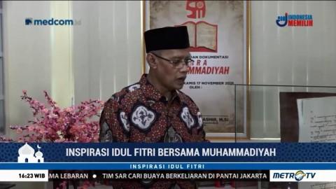 Inspirasi Idulfitri Bersama Muhammadiyah