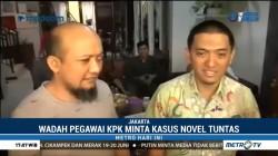 Wadah Pegawai KPK Desak Presiden Bentuk TGPF Kasus Novel