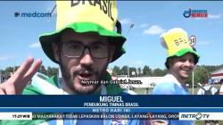 Jelang Laga Brasil vs Swiss