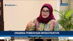 Dinamika Pembiayaan Infrastruktur (3)