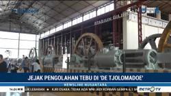 Manisnya Wisata Pabrik Gula De Tjolomadoe