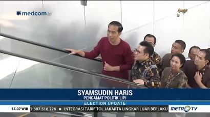 Muncul Usulan Cawapres Jokowi dari Luar Parpol Pengusung