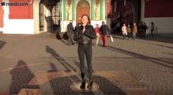 Salam dari Rusia, Jalan-jalan di Krasnaya Ploshad