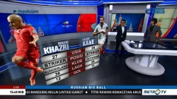 Peluang Tunisia Membobol Gawang Inggris