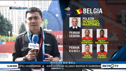 Belgia Siap Raih Poin Penuh dari Panama