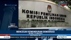 Mencegah Kemunduran Demokrasi