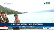 Pencarian Korban Kapal Tenggelam di Danau Toba Terus Dilakukan