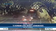 Bus Meledak di Tiongkok, 15 Orang Luka