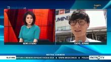 Aktivitas Warga Jepang Kembali Normal