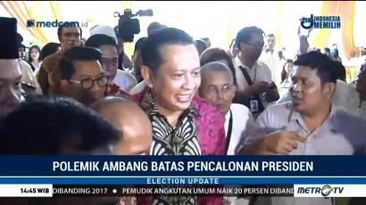 Ketua DPR Harap MK Tolak Gugatan <i>Presidential Threshold</i>