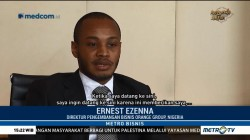 Potensi Bisnis Nigeria-Indonesia