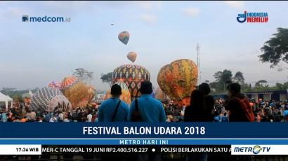AirNav Gelar Festival Balon Udara di Wonosobo
