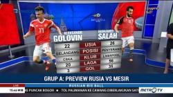 Mohamed Salah Tampil Lawan Rusia?