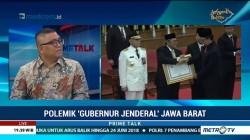 Jenderal Polisi Jadi Pj Gubernur Dikhawatirkan Berpotensi Cederai Proses Pemilu