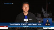 Pencarian Korban KM Sinar Bangun Kembali Dihentikan