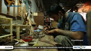 Karya Mantan Pecandu Menembus Pasar Dunia