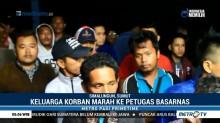 Keluarga Korban KM Sinar Bangun Marah Pencarian Dihentikan
