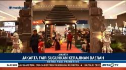 Jakarta Fair Hadirkan Kerajinan Nusantara