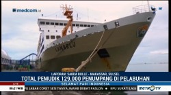 Puncak Arus Balik di Pelabuhan Soetta Diprediksi Terjadi Jumat Ini