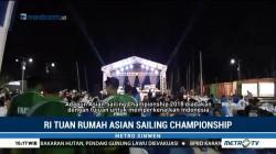 RI Tuan Rumah Asian Sailing Championship 2018